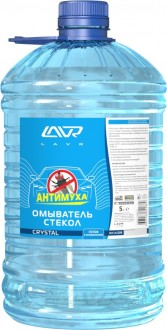 Омыватель стекол Crystal LAVR Glass Washer Anti Fly